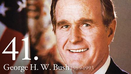 Pres. George HW Bush