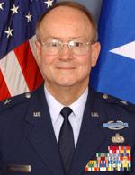 BG James D'Agostino, USAF (Ret)