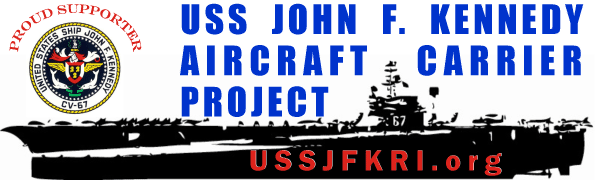 USS JFK Bumper Sticker