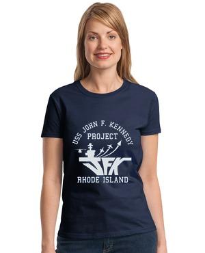 Women's USS JFK Shirt