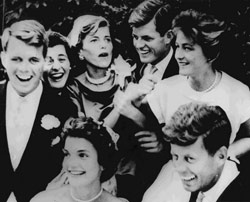 Kennedy family, 1953