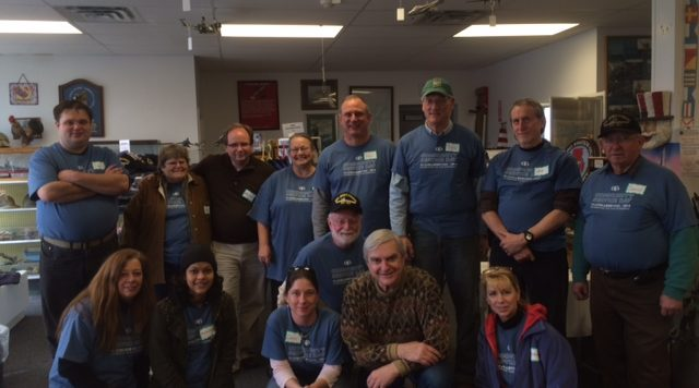 CCRI Community Service Day 2014